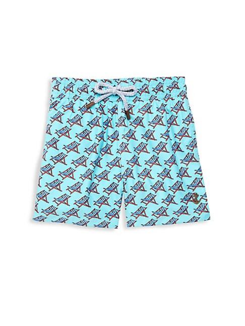 RETROMARINE Boy'S Retro Loungers Swim Shorts