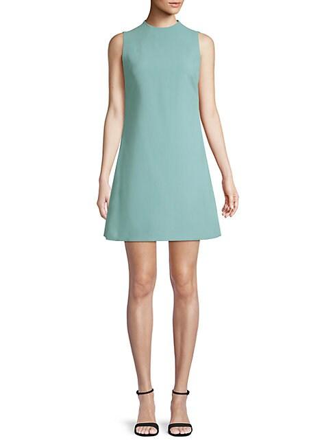 Coley Sleeveless A-Line Dress