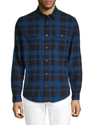 Calvin Klein Jeans Est.1978 Maccinaw Brushed Twill Shirt