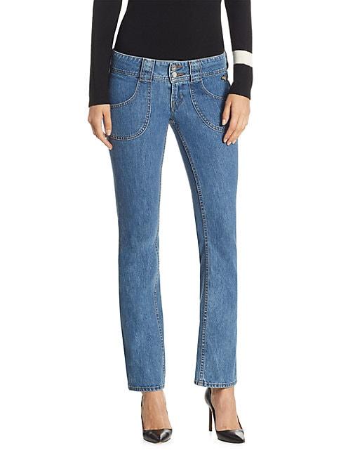 BELLA FREUD x J BRAND Boy Girl Jeans