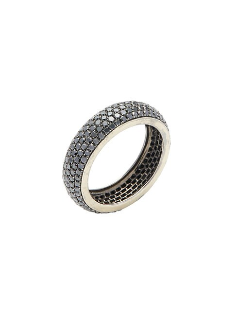 ARTISAN | Eternity Diamond Band Ring | Goxip