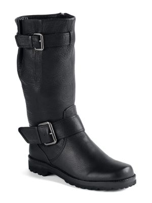 Gentle Souls Buckled Up Boots