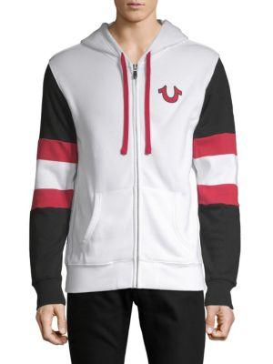 True Religion Graphic Full-Zip Jacket