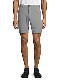 Civil Society - Tailored-Fit Shorts