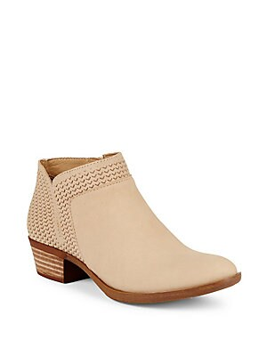 bf6f9e9761a61 Lucky Brand - Brintly Leather Ankle Boots - saksoff5th.com
