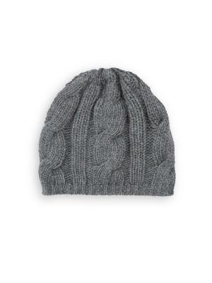 Portolano Beanies Cable Knit Beanie
