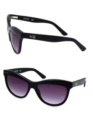 Aqs PENELOPE 57MM Cat Eye Sunglasses