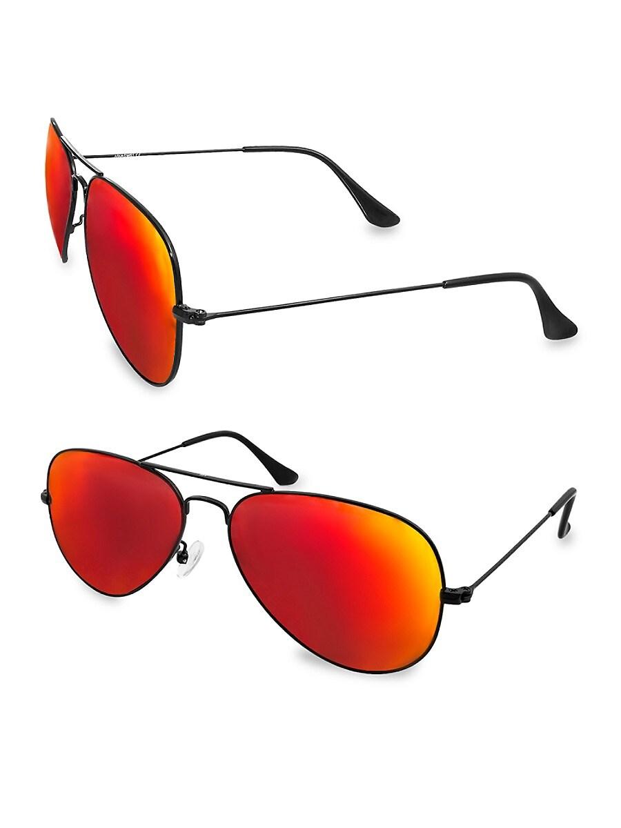 Women's OLIVER 58MM Square Sunglasses