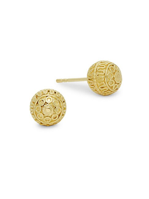 INDIRA FILIGREE STUD EARRINGS