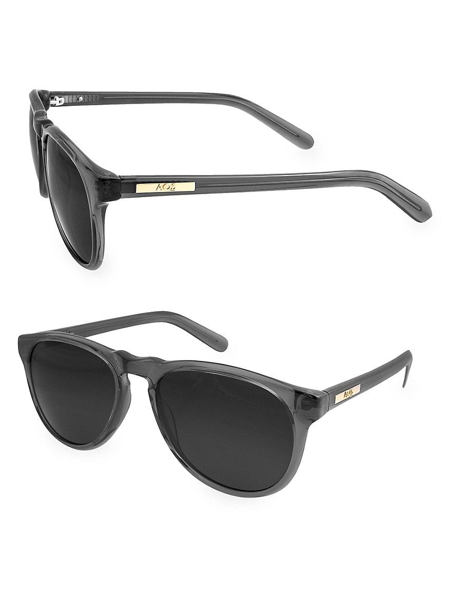 Women's BANKS 53MM Aviator Sunglasses