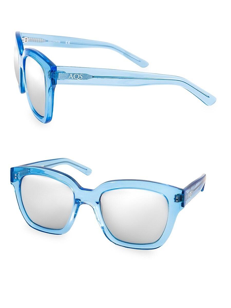 Women's RORY 52MM Square Sunglasses