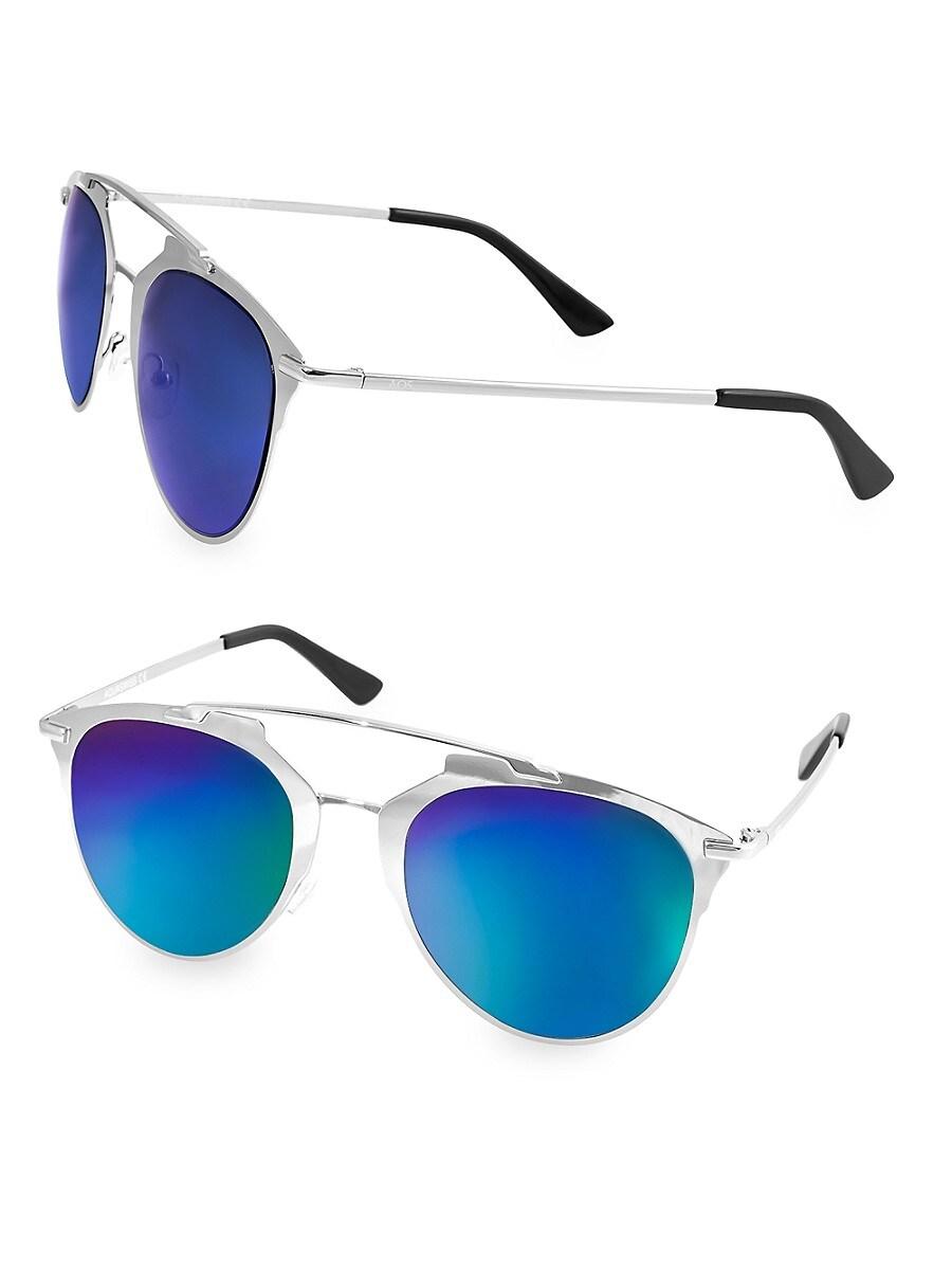 Women's ALFIE 52MM Aviator Sunglasses