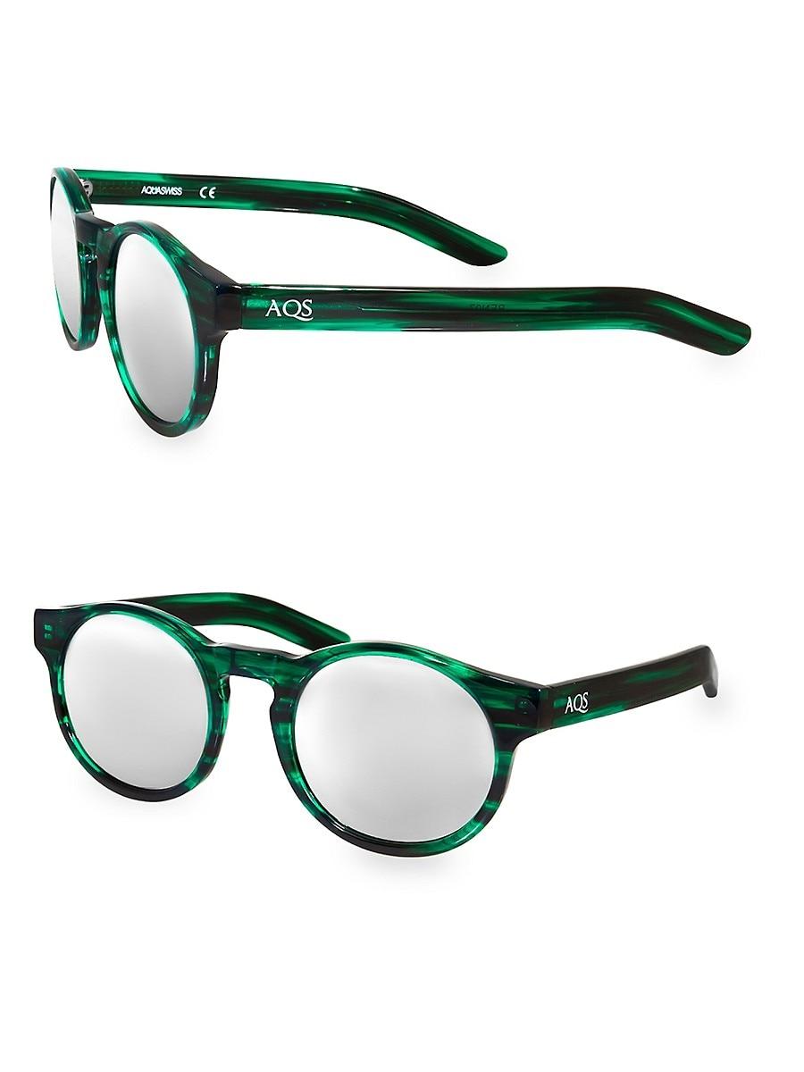 Women's BENNI 49MM Round Sunglasses