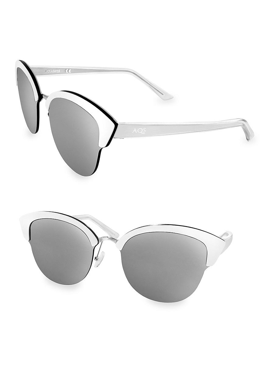 Women's SERENA 70MM Cat Eye Sunglasses
