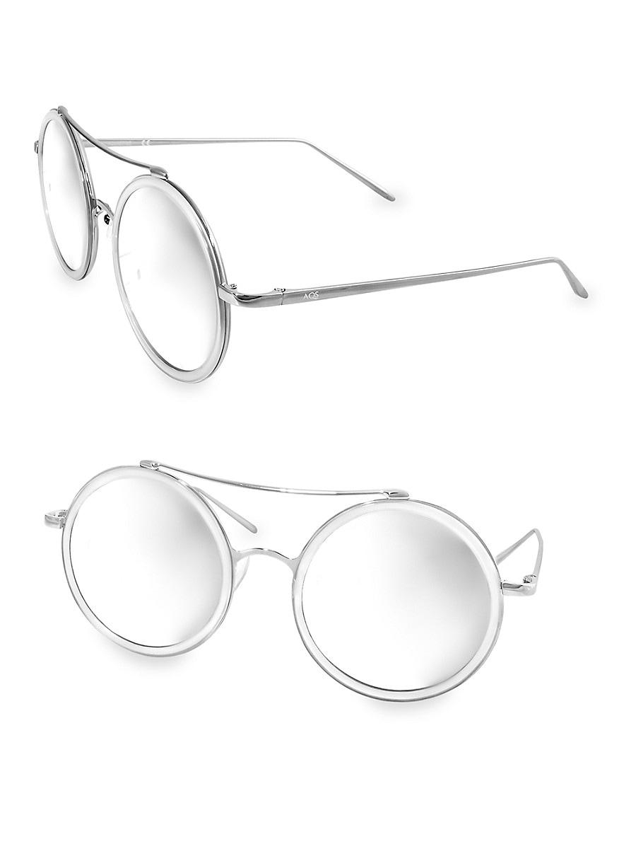 Women's XO 50MM Round Sunglasses