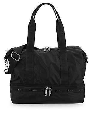 Nylon Duffel Bag by Le Sportsac