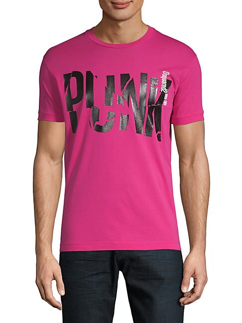 Punk Cotton Tee