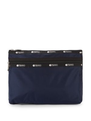 Lesportsac Large Taylor Top Zip Pouch