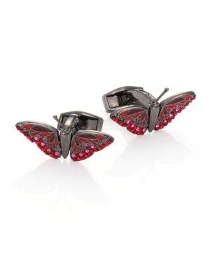 Tateossian Butterfly Cuff Links