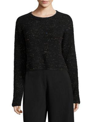 Public School Sana Speckled Sweater