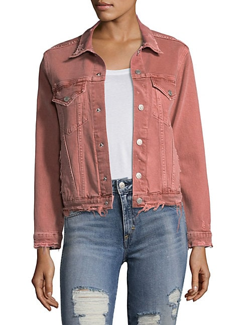 Cotton Poplin Jacket