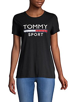 Tommy Hilfiger Sport - Logo Short-Sleeve Tee