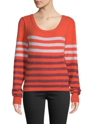 Free People Complete Me Stripe Sweater