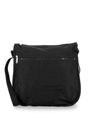 Lesportsac Nylon Messenger Bag