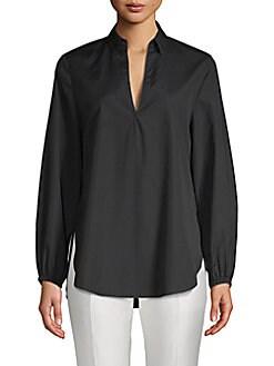 Vince - Classic Cotton Shirt