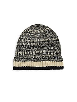 Product image. QUICK VIEW. Block Headwear. Marled Striped Cuff Beanie bee43cfe583b