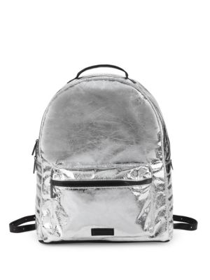 Kendall + Kylie Billie Metallic Backpack