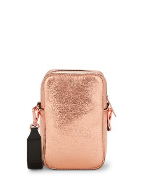 Kendall + Kylie Metallic Shoulder Bag