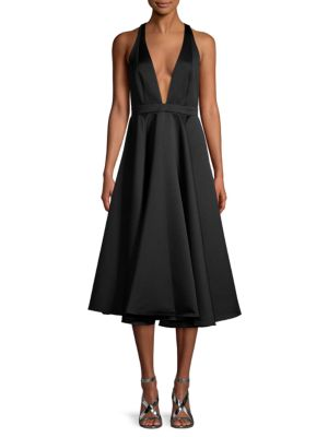 Jay Godfrey Selwyn Midi Shift Dress