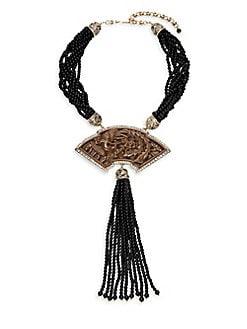 Heidi Daus - Bird of Paradise Necklace