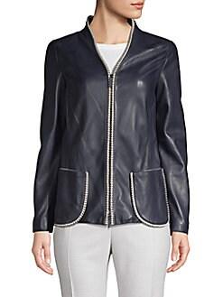 4ea720550 Women - Apparel - Coats & Jackets - Leather & Faux Leather ...