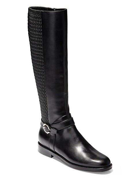 COLE HAAN | Leela Grand Riding Boots | Goxip