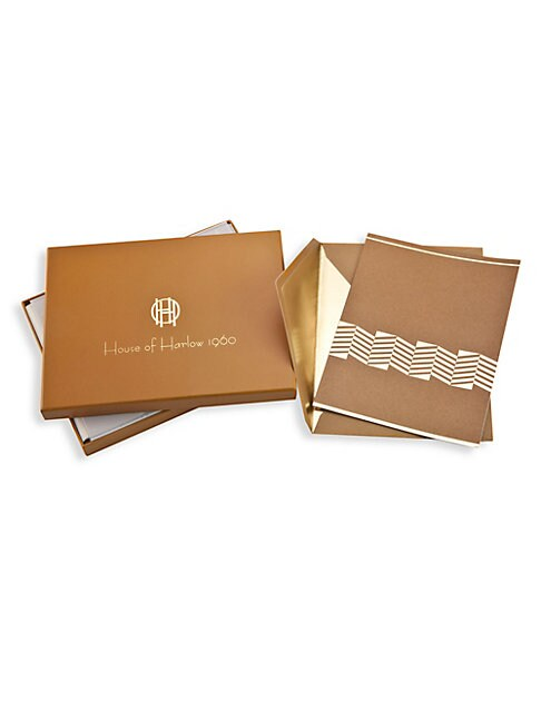 HOUSE OF HARLOW 1960 Saint James Note Card Set