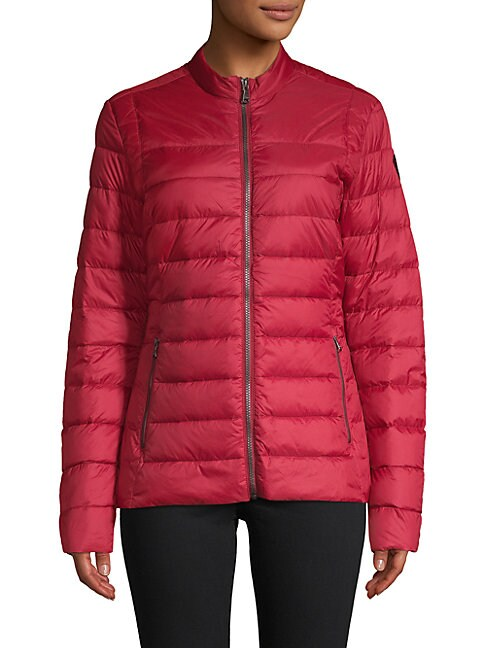 Erika Down Puffer Jacket