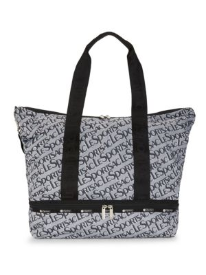 Lesportsac Logo-Print Tote Bag