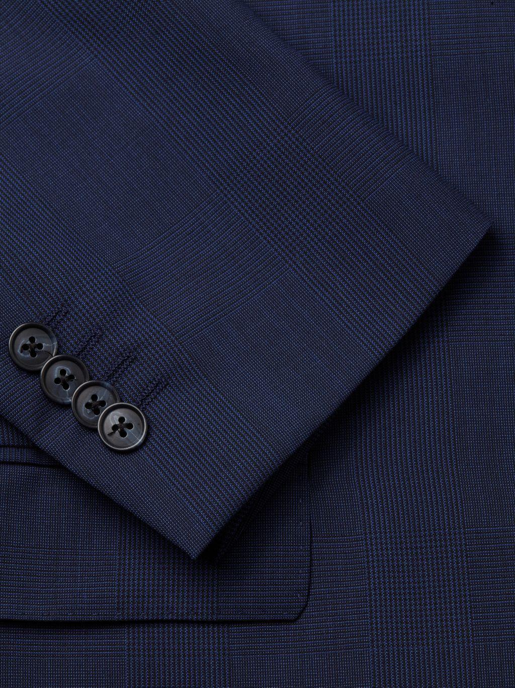Michael Kors Collection Classic Slim-Fit Wool Suit