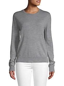 ZADIG & VOLTAIRE - Merino Wool Sweater