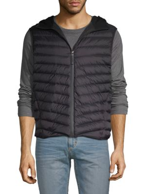 Blackbarrett Down and Feather Filled Puffer Vest