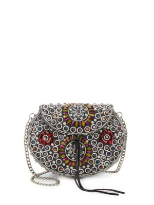 Sam Edelman Classic Embellished Crossbody Bag