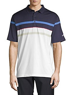 Callaway - Stretch Road Map Polo