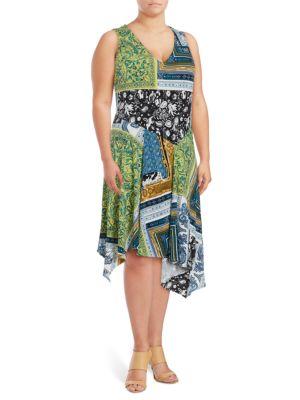 Rachel Roy Plus Citron Shift Dress