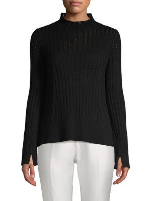 Inhabit Chunky Cotton Sweater