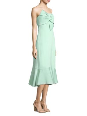 Prose & Poetry Jodhi Strapless Bow Dress