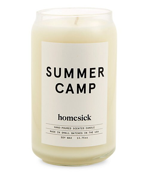 Summer Camp Scented Candle