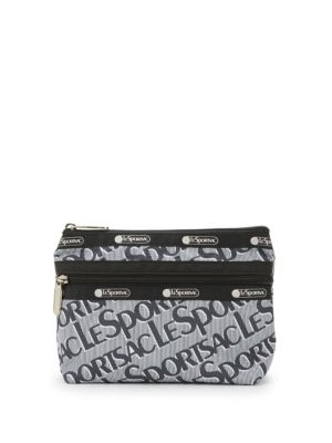 Lesportsac Small Taylor Top-Zip Pouch