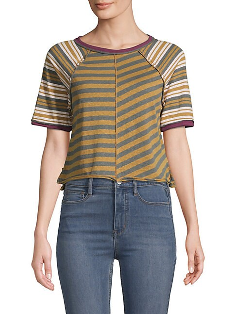 Prepster Striped Tee